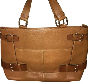 Michael Kors Satchel in light brown