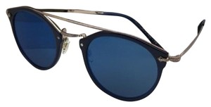Oliver Peoples OLIVER PEOPLES Sunglasses REMICK OV 5349S 156696 Blue & Gold w/ Mirror