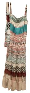 Multi Maxi Dress by ISSA London Issa Maxi Silk Print
