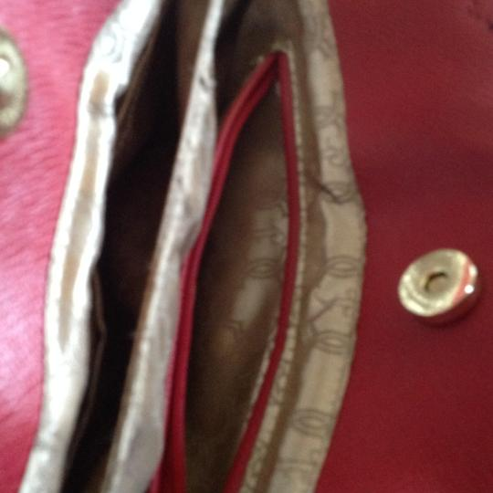 Ivanka Trump RED Messenger Bag