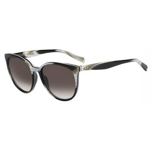Cline NEW Celine Thin Mary CL 41068/S Multicolor Oversized Round Sunglasses