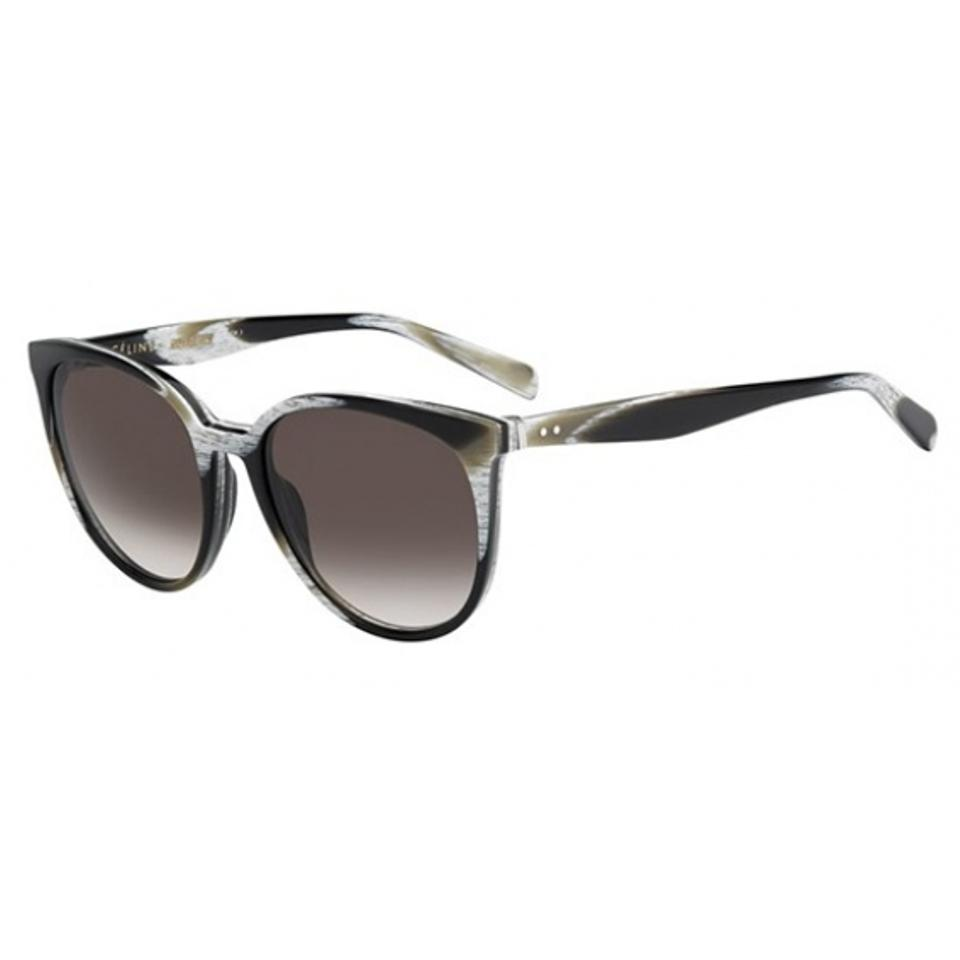 f2733b5a7891 Céline Multicolor New Thin Mary Cl 41068/S Oversized Round Sunglasses