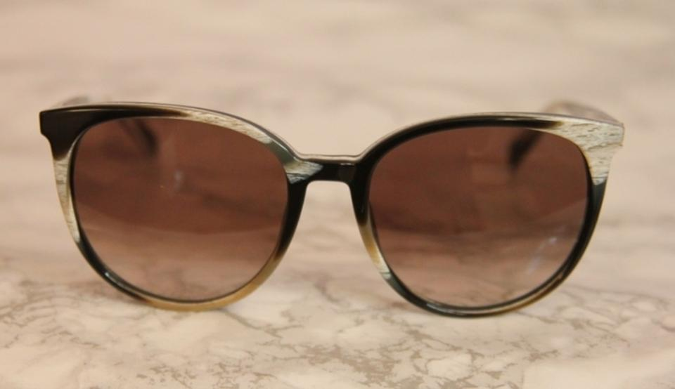 669e45933456 Céline Multicolor New Thin Mary Cl 41068/S Oversized Round ...
