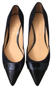 Ivanka Trump Navy blue Pumps