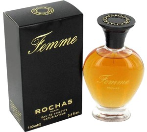 Rochas FEMME by ROCHAS Eau de Toilette Spray for Women ~ 3.4 oz / 100 ml New