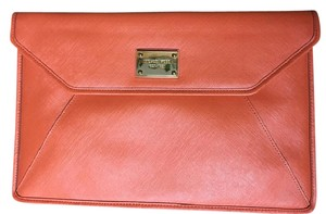 Michael Kors Kors By Orange Clutch