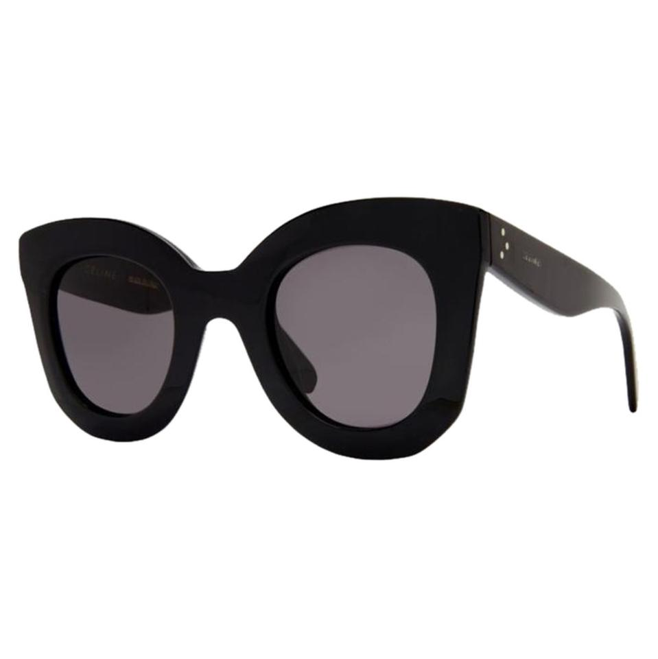 8df28d87ead Céline 0807 Black (Bn Dark Gray Lens) Marta Cl 41093 S Sunglasses ...