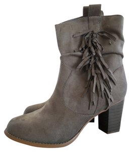 Wanted Taupe Boots