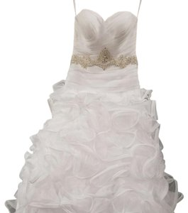 Galina Swg492 Wedding Dress