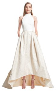 Theia Hi Lo Ball Gown Gown Dress