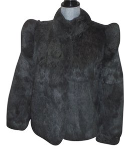 upward Rabbit Fur Fur Coat