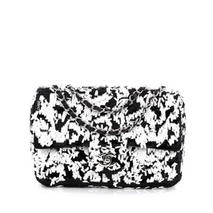 Chanel Flap Sequins Shoulder Bag