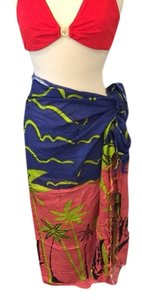 Cisne Beach Wear Beautiful Sarong Cover Up