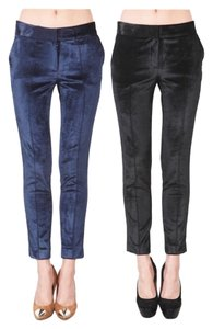 Elizabeth and James Skinny Pants Navy