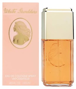 Elizabeth Arden WHITE SHOULDERS by EVYAN Eau de Cologne Spray ~ 4.5 oz / 133 ml