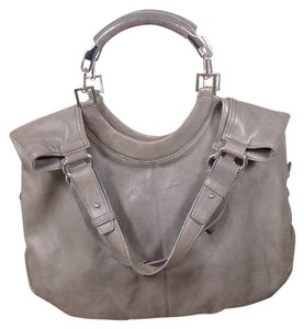 Charles Jourdan Leather Butter Soft Tote