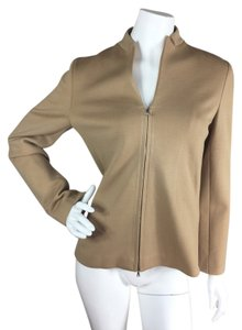 Jil Sander Camel Colored Jacket