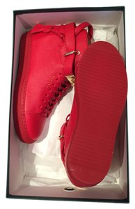 Buscemi Leather RED RED Athletic