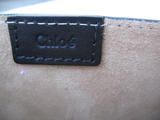 Chloé Chloe I pad sleeve Case Cover Goatskin Black NEW $750