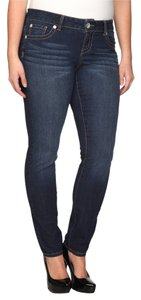 Torrid Skinny Jeans-Medium Wash