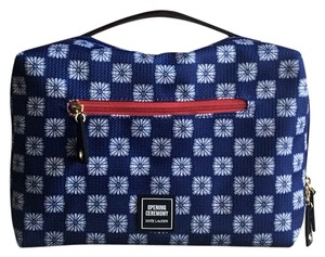 Este Lauder blue Travel Bag