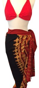 Cisne beach wear Beautiful Full Length Sarong