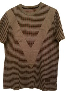 Louis Vuitton T Shirt Gray