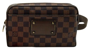 Louis Vuitton Damier Ebene Bum Shoulder Bag