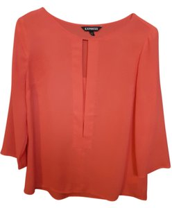 Express Top Coral