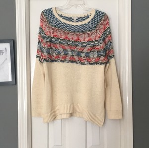 Hinge Pullover Winter Sweater