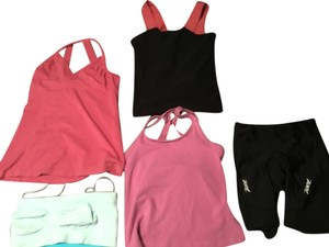 prAna Yoga bicycle gear