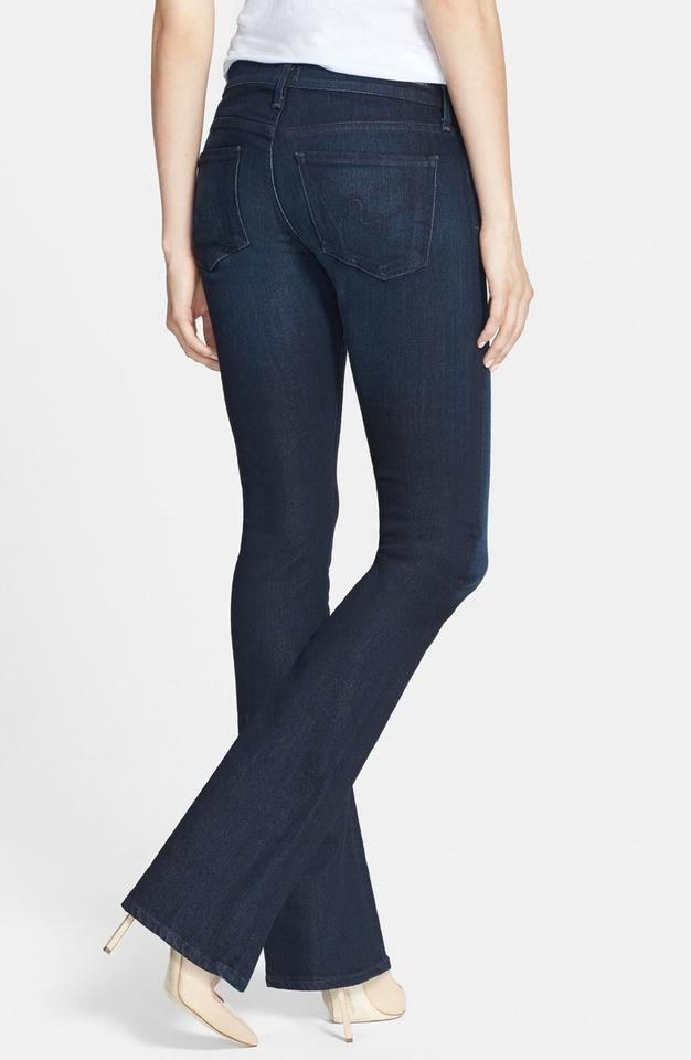 f523b67471e Citizens of Humanity Petite Emmanuelle Slim Space Boot Cut Jeans Size 24  (0, XS) - Tradesy