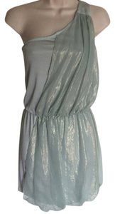 Badgley Mischka Gold New With Tags Dress