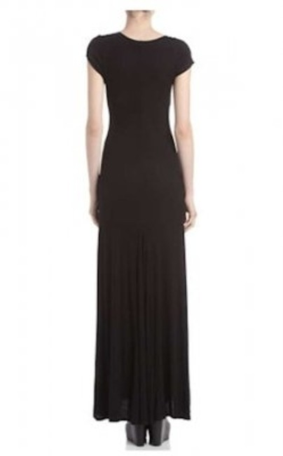 Black Maxi Dress by BCBGMAXAZRIA Maxi Comfortable Versatile Soft Summer Spring