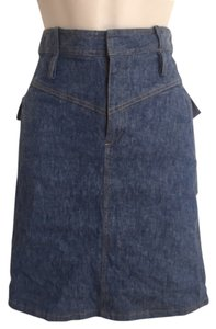 Derek Lam Skirt Denim