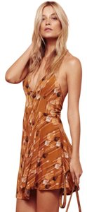 Free People short dress Tropical Daydream Breezy on Tradesy