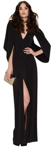 Nasty Gal Vintage Stye Hollywood Glam Slit Dress