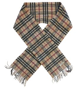Burberry London Authentic House Check Scarf
