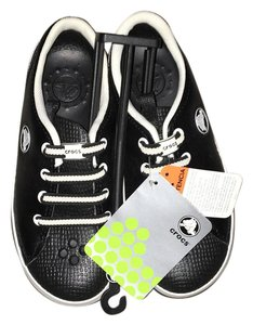 Crocs Black and white Athletic