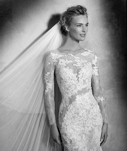 Pronovias Varel Wedding Dress