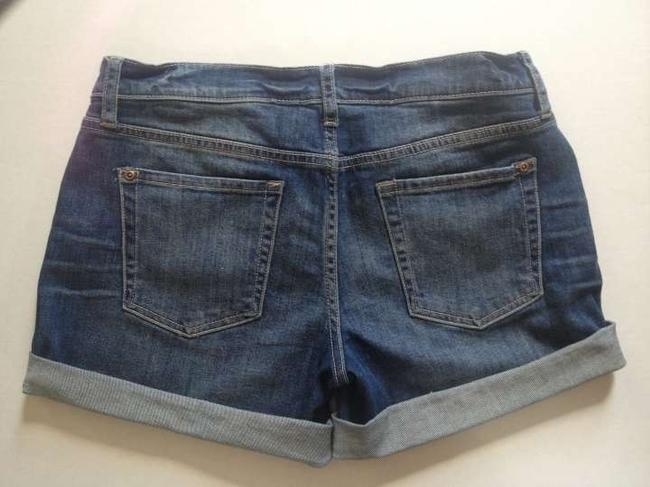 Juicy Couture Studs Shorts Blue denim
