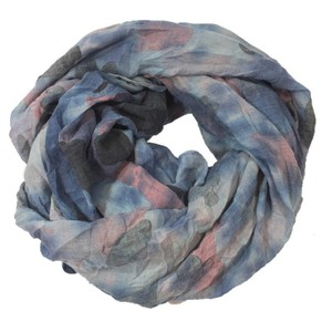 ROFFE ACCESSORIES ROFFE ACCESSORIES PRINTED SCARF.