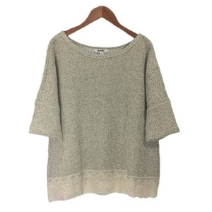BB Dakota Kint Lace Cotton Nylon Fall Sweater