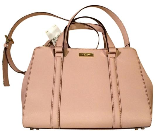 Preload https://item5.tradesy.com/images/kate-spade-small-loden-style-no-wkru2462-pink-leather-satchel-2036674-0-0.jpg?width=440&height=440