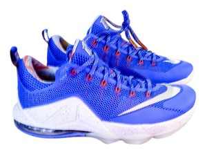 Nike Lebron Clothes Red And Blue Athletic