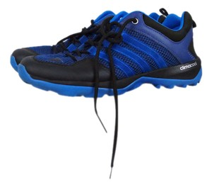adidas black and blue Athletic