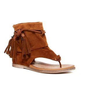 Free People Chestnut brown Sandals