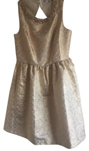 Romeo & Juliet Couture Nye New Years Holiday Open Back Dress