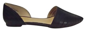 Report Signature D'orsay Silverton New In Box Size 8 Black Flats