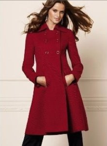 Victoria's Secret Wool Coat